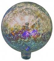 pearlescent gazing globe